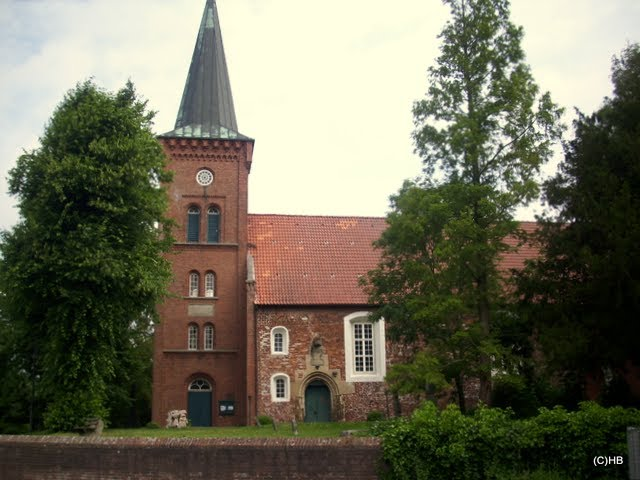 Dedesdorf, church